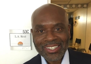 LA Reid Is Out As Chairman And CEO Of Epic Records