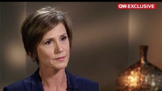 Former Attorney General Sally Yates: The 'Timing And Motivation' For Trump Firing James Comey Are Questionable