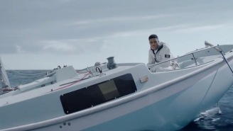 Vince Staples Is Stranded In Shark Infested Waters In The Video For His G-Funk Informed Single 'Big Fish'