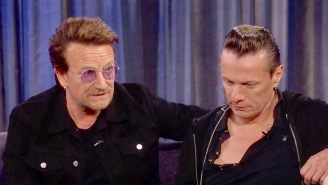 Bono And U2 Express Their Outrage Over The Manchester Attack