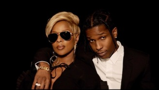 Mary J. Blige Replaced Kanye West With ASAP Rocky For A Dramatic New Version Of 'Love Yourself'