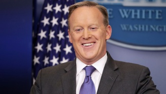 Sean Spicer Already Has A New Job, And It Doesn't Involve 'Dancing With The Stars'