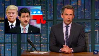 Seth Meyers Illustrates The Disastrous Prospects Within The GOP's Second Attempt At Passing 'Trumpcare'
