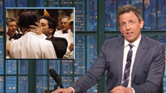 Seth Meyers Finds The 'Fredo Moment' That Likely Sealed James Comey's Fate With Trump