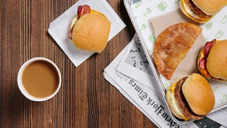 Shake Shack Is Taking Aim At McDonald's By Expanding Their Breakfast