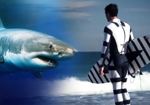 A Closer Look At How Science Is Trying To Protect Surfers and Divers From Shark Attacks