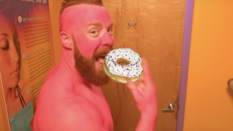 WWE Superstar Sheamus Now Has A Donut Named After Him