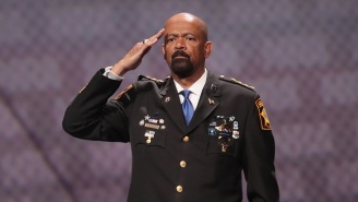 Milwaukee Sheriff David Clarke Claims He Has Accepted His Appointment With Homeland Security