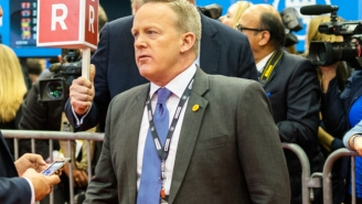 Devout Catholic Sean Spicer Was Sidelined From Meeting Pope Francis When 'That's All He Wanted'
