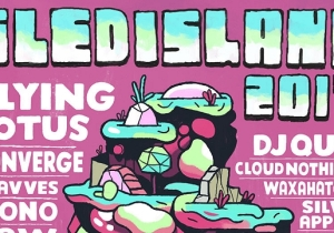 Flying Lotus Helped Put This Canadian Festival On The Map By Curating A One-Of-A-Kind Lineup