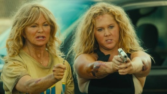 'Snatched' Binds Goldie Hawn And Amy Schumer To A Lifeless Comedy