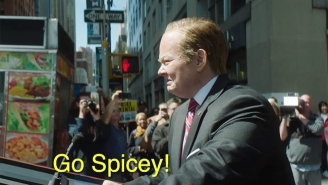 'SNL' Highlights The Difficulty And Fun Behind The Scenes Of Melissa McCarthy's Ride In New York As Sean Spicer