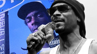 With The Release Of 'Neva Left,' It's Time To Start Including Snoop Dogg In The Top Five Conversation