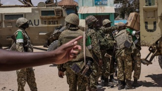 One Navy SEAL Is Dead And Two More Are Wounded Following A Gun Battle Against Militants In Somalia