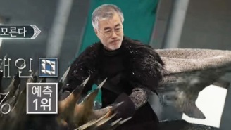 South Korea's Election Results Arrived As A 'Game Of Thrones' Parody With So Many More Bonuses