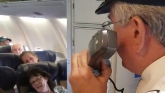 This Pilot's Gift For His One Millionth Passenger Is The Airline Story We Need Right Now