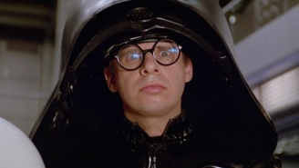 Mel Brooks Says MGM Is 'Slightly Interested' In 'Spaceballs 2' Now That 'Star Wars' Is Popular Again