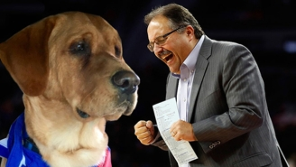 Stan Van Gundy And His Family Adopted A Very Good Shelter Dog Named 'Eastwood'
