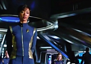 'Star Trek Discovery' Showrunners Reveal The Show's Plot But Not Which Timeline It's Set In