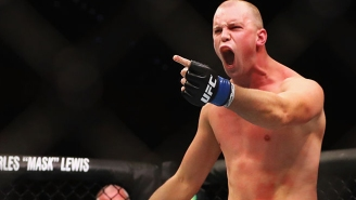 The UFC's Two Tallest Fighters Will Fight In The Tallest Main Event In UFC History