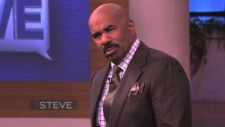 Steve Harvey Stands By His Stern Staff Memo While Admitting He Could've Handled It A Bit Better