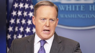 Sean Spicer Insists That Trump's 'Covfefe' Tweet Actually Meant Something To A 'Small Group Of People'