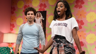 Sasheer Zamata Is Leaving 'Saturday Night Live'