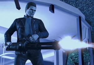 Someone Took The Time To Meticulously Recreate 'Terminator 2' In 'GTA V'