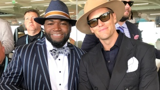 Tom Brady Is Having The Time Of His Life At The 143rd Kentucky Derby