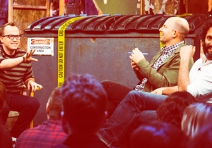 The Untold Story Of The Brilliant 'Chris Gethard Show' Dumpster Episode