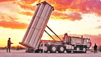 The U.S. THAAD Missile Defense System Has Successfully Thwarted A Projectile Over Alaska During A Test