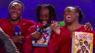 The New Day's Big WWE Return Happened After You Turned Off Smackdown