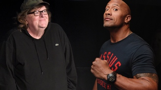The Rock Receives The Coveted Michael Moore Endorsement For A 2020 Presidential Run