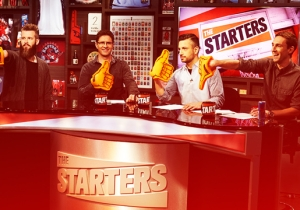The Rise Of 'The Starters' And The Process Of Turning A Hit Podcast Into A TV Show