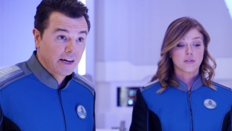 Seth MacFarlane Seeks To Top 'Galaxy Quest' In The First Trailer For 'The Orville'