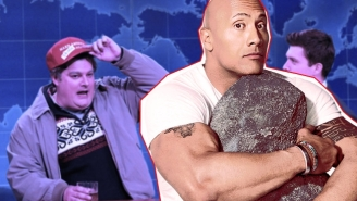 'SNL' Scorecard: Dwayne Johnson And Tom Hanks Are Running For President