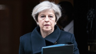 British PM Theresa May Chastises Trump Over The London Tube Attack: It's Not 'Helpful' To 'Speculate'