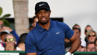 Tiger Woods Was Arrested And Slapped With A DUI Charge In Florida Early Monday Morning