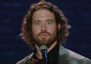 T.J. Miller Works Himself Into A Frenetic, Drenched Furor In The New 'Meticulously Ridiculous' Trailer