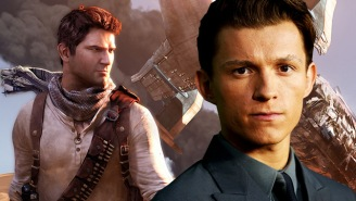 'Spider-Man: Homecoming' Star Tom Holland Swings In To Play Nathan Drake In The 'Uncharted' Prequel