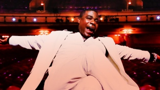 Tracy Morgan's New Netflix Special, 'Staying Alive' Proves He'll Never Lose His Sense Of Humor