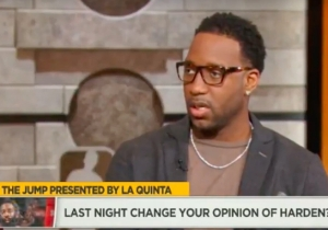 Tracy McGrady Thinks James Harden's 'Should Be Embarrassed' For His Game 6 Performance