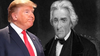 Trump Spent Part Of His Monday Night Tweeting About The Civil War And A #TrumpTeachesHistory Hashtag Lifted Off