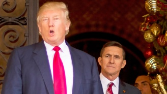 Trump Reportedly Found Out About Michael Flynn's Guilty Plea From News Reports