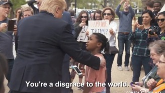 How A Little Girl's Perfect Trump Insult Tricked Half The Internet