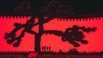 Searching For The American Dream On U2's Joshua Tree Tour