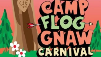 Tyler The Creator's Music Fest And Carnival Camp Flog Gnaw Is Returning