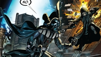 A 'Star Wars: Darth Vader' Comic Will Mine Anakin's Mental Anguish