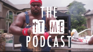 The 'It Me' Podcast: Vince Wilfork On Ribs, The Patriots, And Male Rompers
