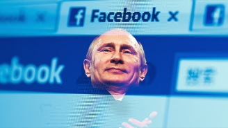 Russia Has Allegedly Been Pushing Propaganda Through Facebook Ads